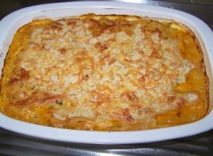 Gemüse Cannelloni