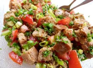Panzanella – Toskanischer Brotsalat