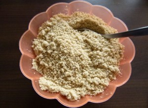 Pasta Topping (… wie veganer Parmesan oder Streukäse)