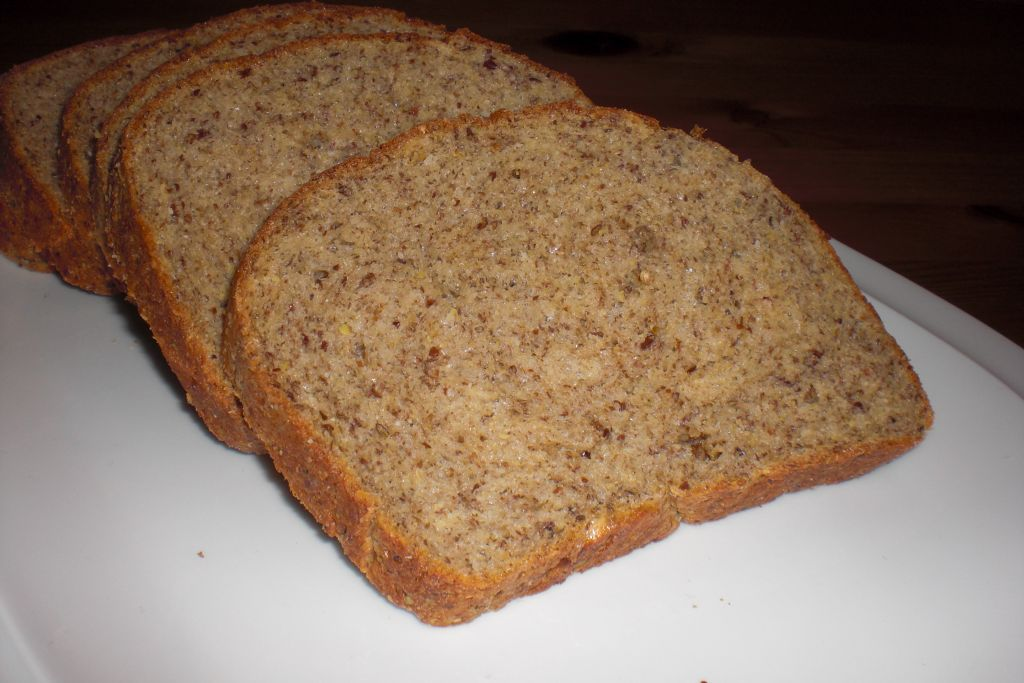 Brot ohne kohlenhydrate selber backen